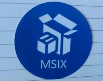 MSIX Customization Packages: Transforms